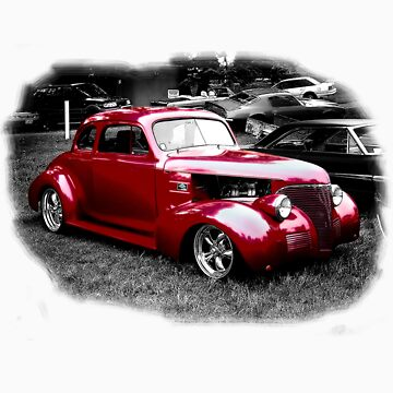 Ford Hotrod by raywoledge