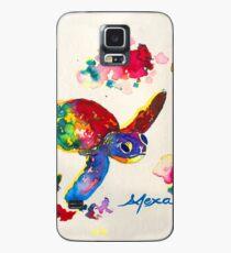 Inky Wings Jungtier Hülle & Klebefolie für Samsung Galaxy