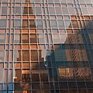 st. patrick's cathedral reflection by marianne troia