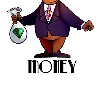 Moneybags by StickyHunter