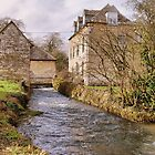 Mill Race at Burford by KarenM