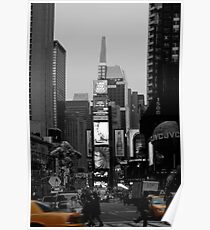 NYCity Cab Poster