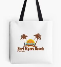Fort Myers. Tote Bag