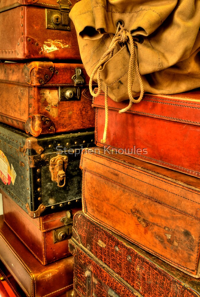 Well Travelled (HDR) by Stephen Knowles