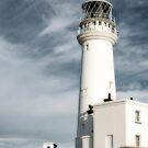 Flamborough head lighthouse by StephenRB