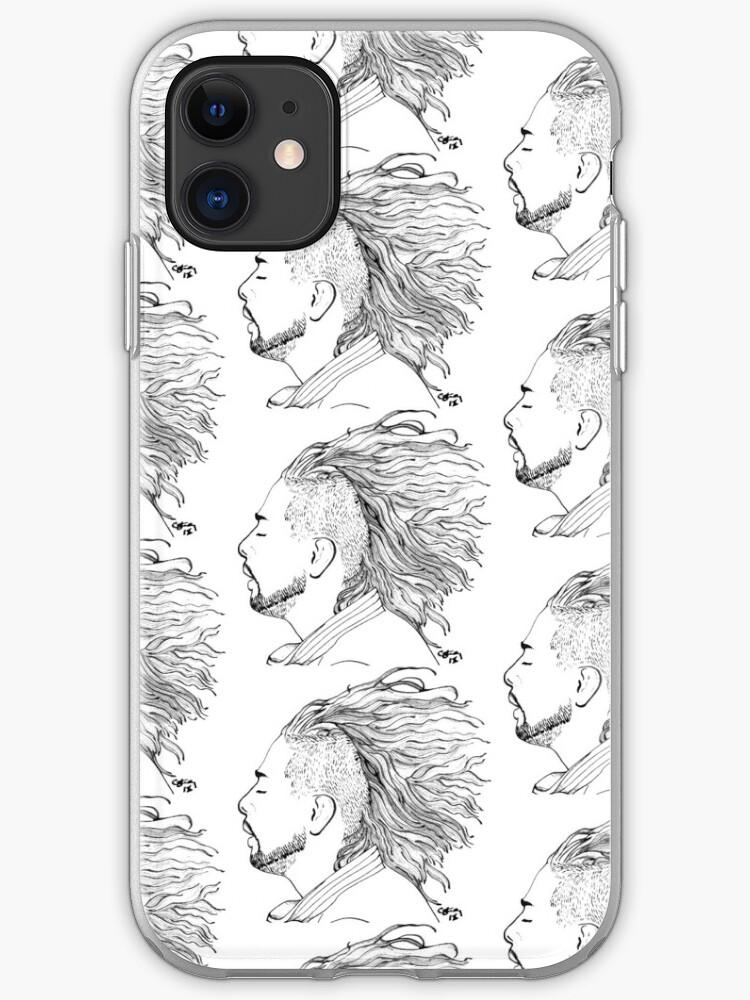 WWE Demon King iphone case