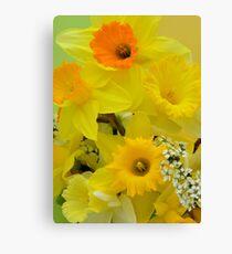 Spring Elegance Canvas Print