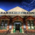 Great Central Railway - Loughborough Station by Yhun Suarez