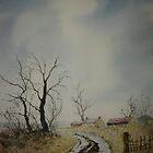 Derelict and forgotten farm by Neil Jones