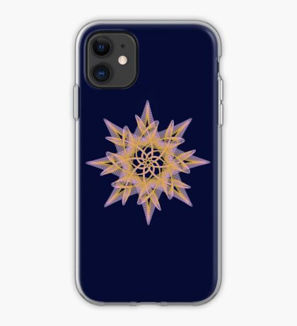Delicate Star  iPhone Case