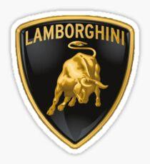 Lamborghini Sticker