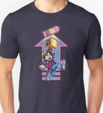 Super Future Bros Part 2 Unisex T-Shirt