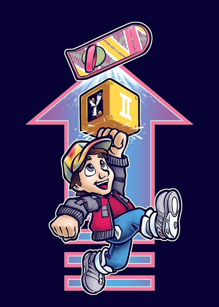Super Future Bros Part 2 by Nathan Davis