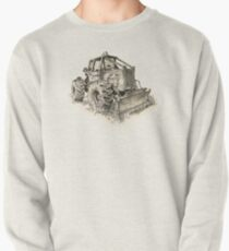 Log Tractor - Ink Pullover