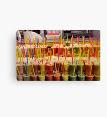 This is the Last Straw... Canvas Print