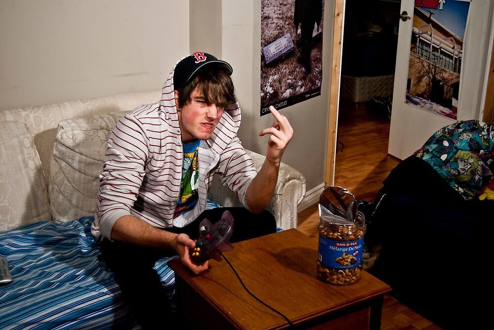 Scott Gaming by KidLiliefeldt