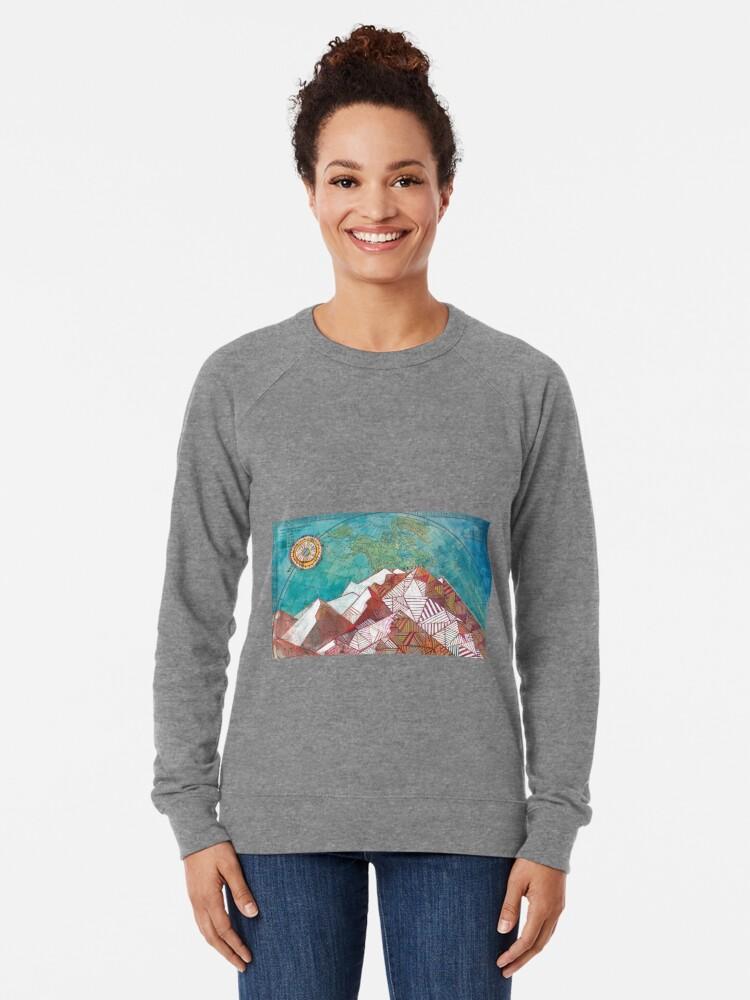 Alternative Ansicht von Denali: Der Große Leichter Pullover