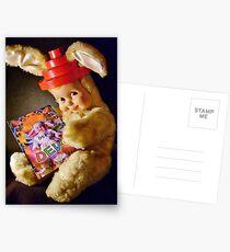 Booji Bunny Postcards