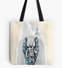 The White King Tote Bag