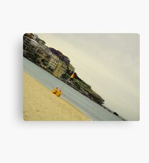 Aussie icons Canvas Print