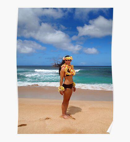 Polynesian Goddess 2 Poster