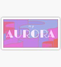 ATEEZ- AURORA Sticker