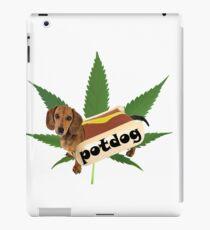 Potdog iPad Case/Skin