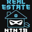 Real Estate Ninja Realtor by jaygo