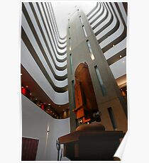 Radisson SAS Hotel Liverpool Poster