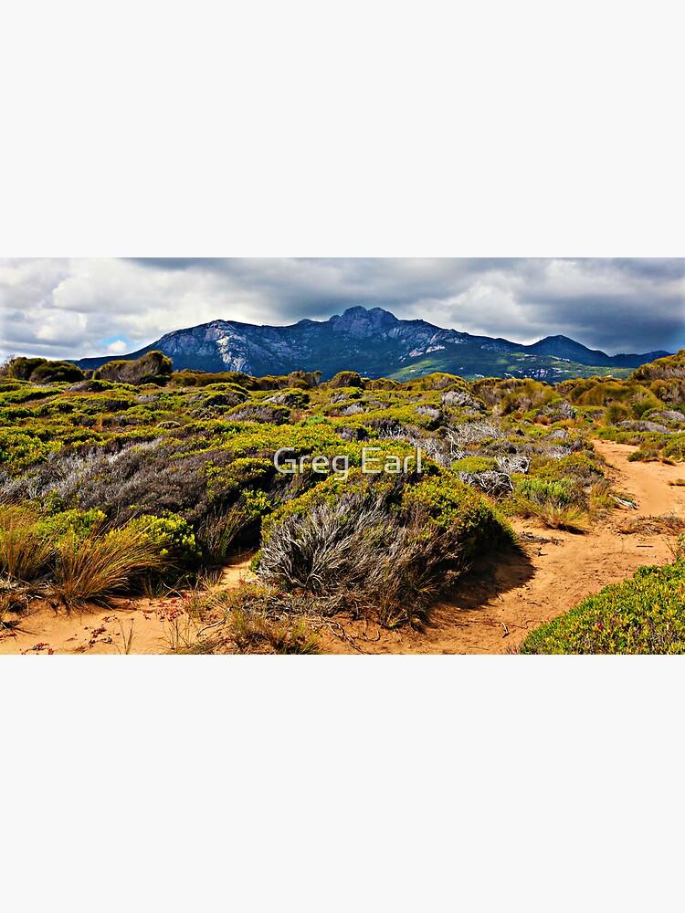 Mount Strzelecki - Flinders Island by GregEarl