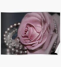 Bridal Pink Poster