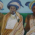 Xhosa Women by pilanehimself