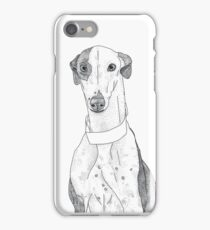 Daisy the Greyhound Dotwork iPhone Case/Skin
