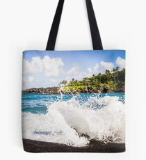 sand and surf series Tote Bag