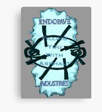 Endopave Industries Canvas Print