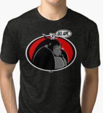 Go, Ape. (colour) Tri-blend T-Shirt