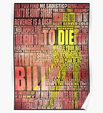 Kill Bill redux Poster
