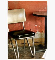 Le Chaise Poster