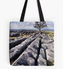 The Yorkshire Dales - Limestone Country Tote Bag