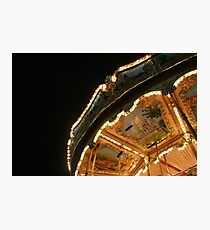 Carrousel Photographic Print