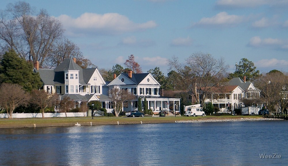 Waterfront Property by WeeZie