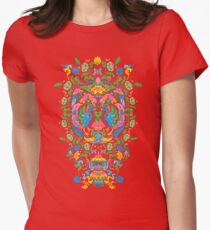The Lost Garden Womens Fitted T-Shirt