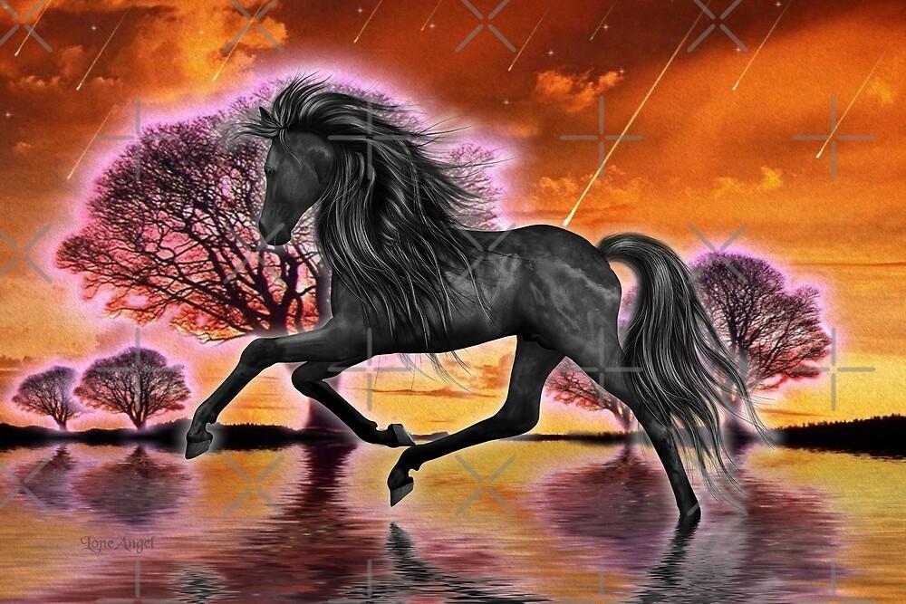 Run Wild .. Run Free by LoneAngel
