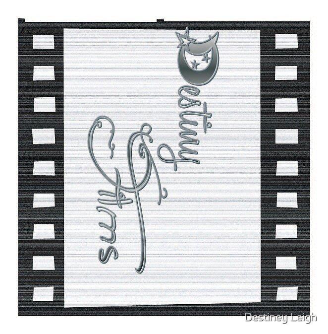 my imaginary film company by Destiney Leigh