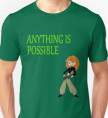 Anything Is Possible - Kim Possible (Designs4You) T-Shirt