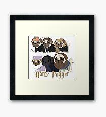 Harry Pugger Framed Print