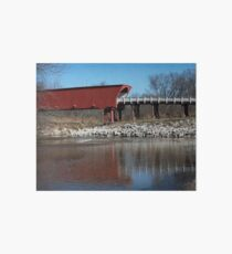 Covered Bridges of Madison County Art Board