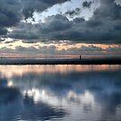 Lonely, Crosby Beach by Ian Moran