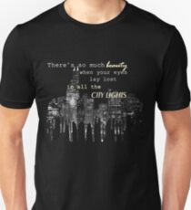 city lights 2 Unisex T-Shirt