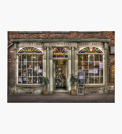 old shop Photographic Print